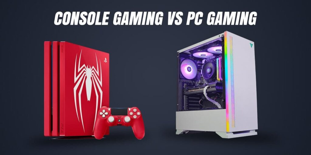 Console Gaming vs PC Gaming